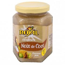 Confiture ROYAL Noix de Coco DLUO Courte 17/01/21
