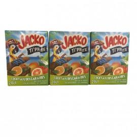 """Nectar Cocktail des Caraibes """"Jacko"""" 3x20cl"""