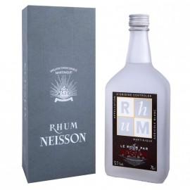 """Rhum """"Neisson"""" blanc agricole de Martinique 52.5° 70cl"""