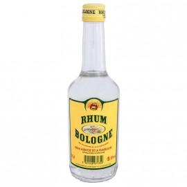 """Rhum """"BOLOGNE"""" blanc agricole de Guadeloupe 50° 35cl"""