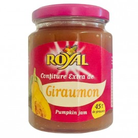 "Confiture Extra ""Royal"" de Giraumon"