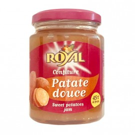 "Confiture ""Royal"" Patate douce"