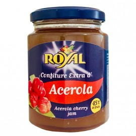 Confiture Extra Acerola ou cerise Pays ROYAL