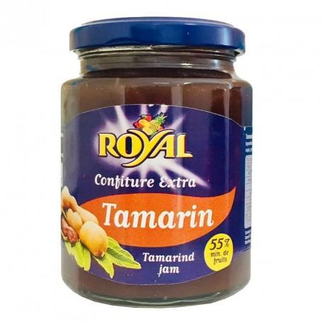 "Confiture Tamarin ""Royal"" 330grs"