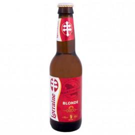bière Lorraine bouteille 33CL