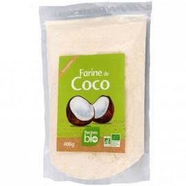 Farine de coco BIO DLUO courte: 01/12/2020