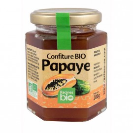 Confiture Bio Papaye DLUO courte 15/02/21