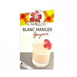 """Blanc Manger Goyave """"Créole Fac'île"""" DLUO courte 30/08/2020"""