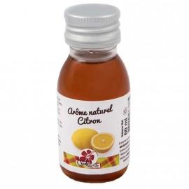 """arôme naturel citron """"créole facîle"""" 60ml DLUO courte 23/01/21"""