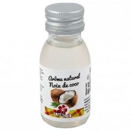 """arôme naturel noix de coco """"créole facîle"""" 60ml DLUO courte: 25/09/2020"""
