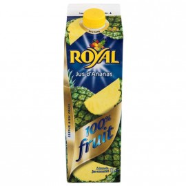 "Jus d' Ananas ""Royal"" DLUO courte: 03/10/2020"