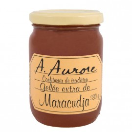 "Gelée de Maracudja ""Aurore"" Martinique DLUO courte 15/05/2021"