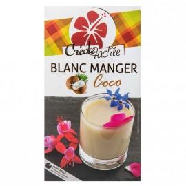 """Blanc manger Coco """"Créole Fac'île"""" DLUO courte 30/09/21"""