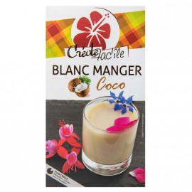 """Blanc manger Coco """"Créole Fac'île"""" DLUO courte 30/10/2020"""