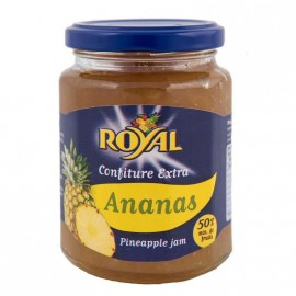 Confiture ROYAL Ananas DLUO courte 21/02/21