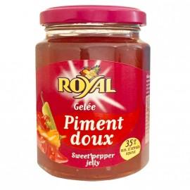 Gelée Piment Doux ROYAL DLUO courte 20/06/21