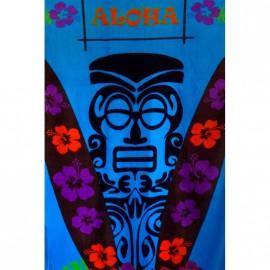 Drap de plage 100*180 Aloha Tiki