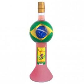 """Caïpirinha fraise """"Brézil"""""""