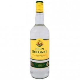 Rhum BOLOGNE blanc agricole de Guadeloupe 55° 1L