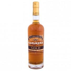 "Rhum de Guadeloupe ""Karukera"" Gold 70cl ,40°"