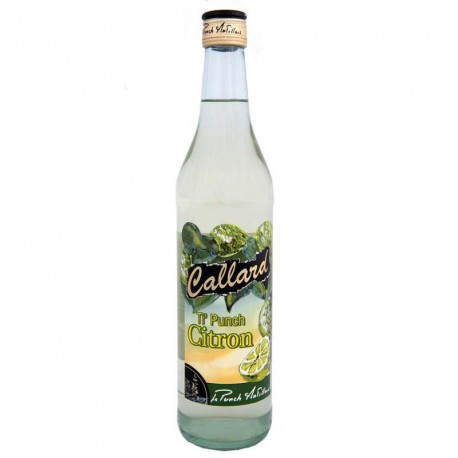 Punch Callard Citron 35° 70 cl