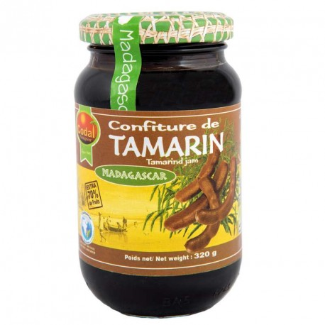 confiture tamarin