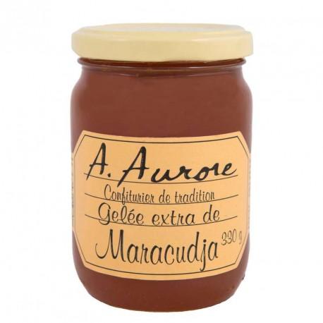 """Gelée de Maracudja """"Aurore"""" Martinique 330grs"""