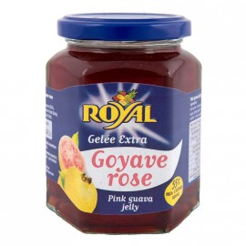 Gelée goyave rose ROYAL DLUO courte 22/12/2020