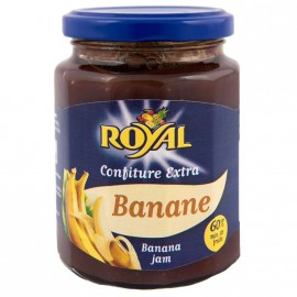 Confiture ROYAL Banane DLUO courte 06/12/2020