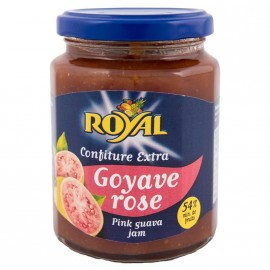 "Confiture ""Royal"" Goyave rose"