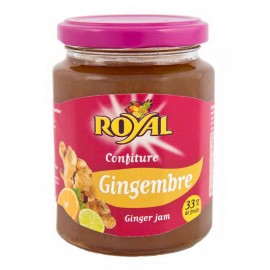 "Confiture ""Royal"" Gingembre"