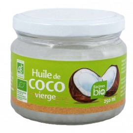 Huile de Coco vierge BIO