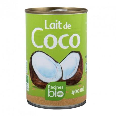 Lait de coco BIO 400ml