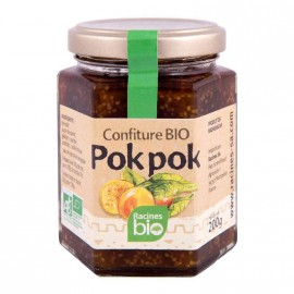 Confiture Bio Pok-Pok