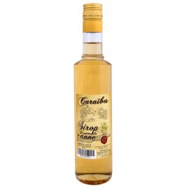 """Caraïbes"" Sucre de Canne Nature 50cl"