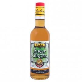 """Sirop de canne au gingembre """"Dubois"""""""