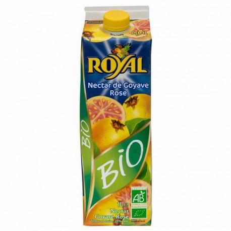 """""""Royal"""" Goyave rose Bio 1l"""