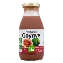Nectar de Goyave Bio de Madagascar certifié AB DLUO Courte 20/12/2018