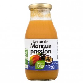 Nectar Mangue Passion Bio de Madagascar certifié AB DLUO Courte 13/12/2018