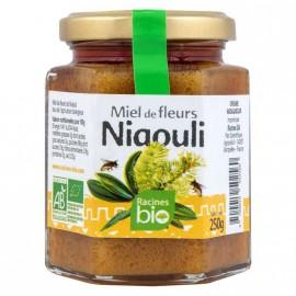 Miel de fleurs de Niaouli Bio de Madagascar certifié AB