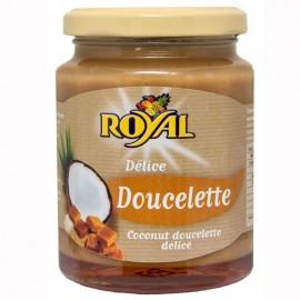 """Délice Doucelette à la noix de coco """"Royal"""""""