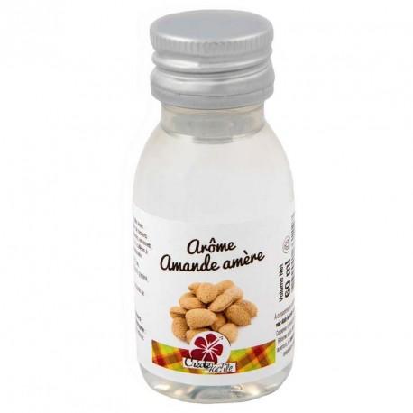 """Arôme Amande amère """"Créole Fac'île"""" 60 ml"""