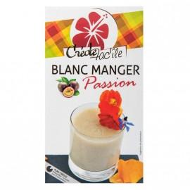 """Blanc manger Passion """"Créole Fac'île"""""""