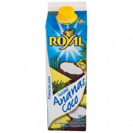 "Jus d' Ananas/coco ""Royal"""