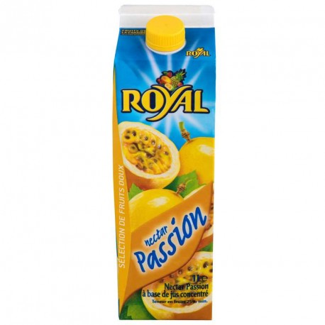 """Royal"" Fruit de la passion 1l"