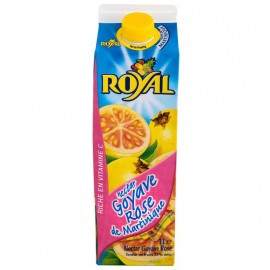 "Jus de Goyave rose ""Royal"""