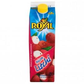 """Jus de Letchis """"Royal"""" DLUO courte au 28/01/21"""