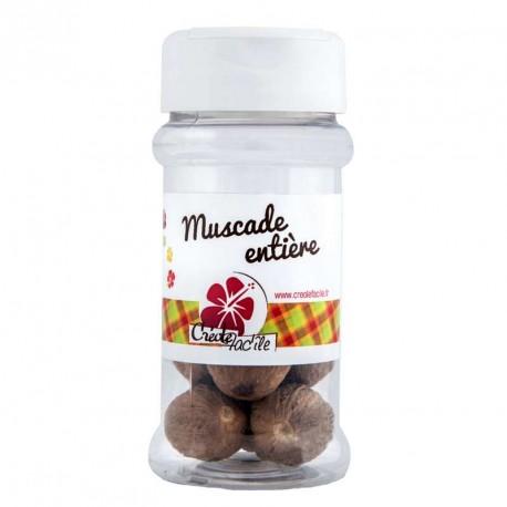 """Noix de Muscade """"Créole Fac'île"""" 20 g"""