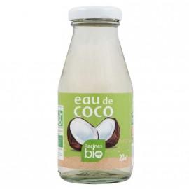 Eau de coco bio certifié AB
