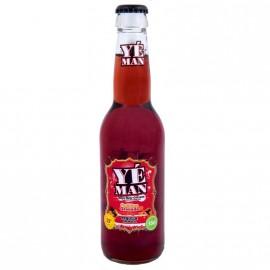 """Bière """"Yé Man"""" saveur téquila, cachaça, guarana et grenade 33cl 5,9°"""